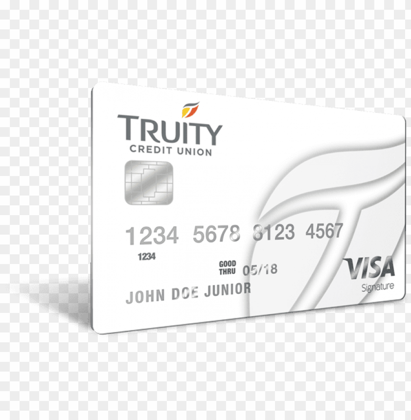 free PNG truity credit union's signature rewards card - truity credit union credit card PNG image with transparent background PNG images transparent