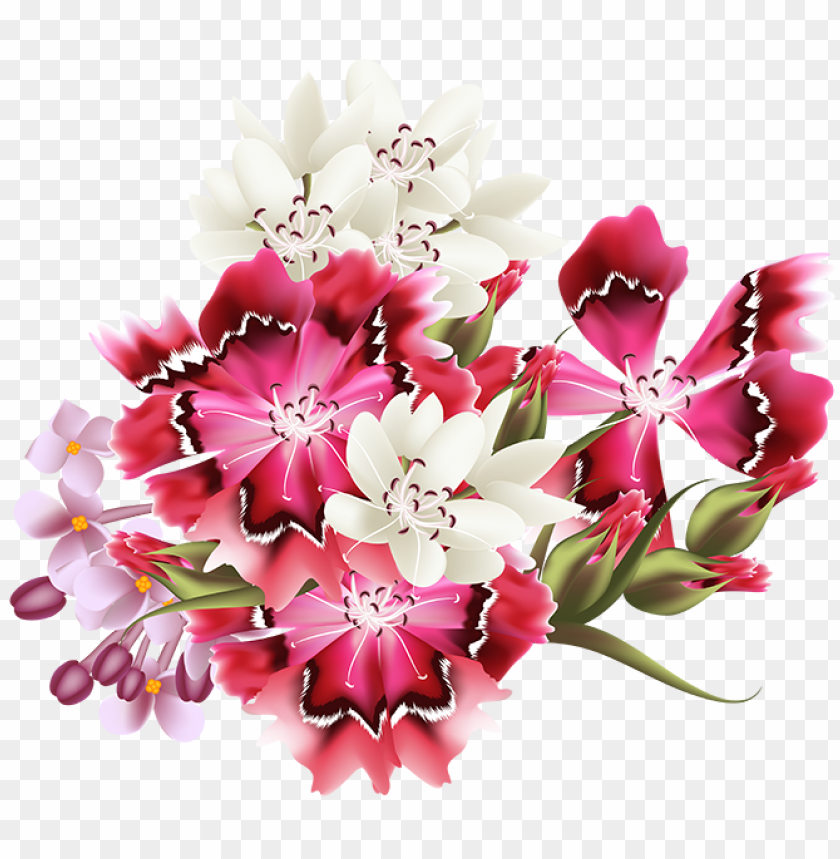 free PNG tubes fleurs / bouquets flower clipart, painting flowers, - beautiful victorian roses throw blanket PNG image with transparent background PNG images transparent