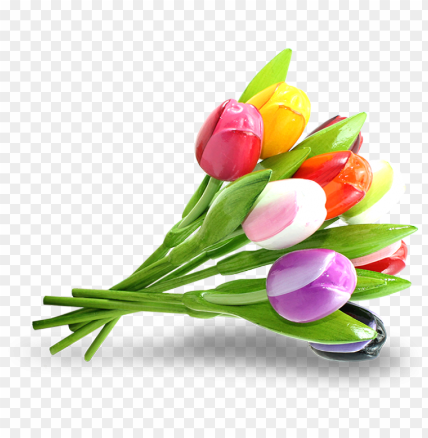 free PNG tulips bouquet PNG image with transparent background PNG images transparent