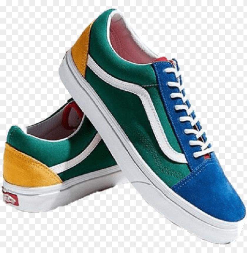 tumblr aesthetic vans 90s 80s shoes vinatage vans old skool yacht club png image with transparent background toppng tumblr aesthetic vans 90s 80s shoes