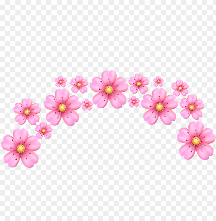 free PNG tumblr flower pink png tumblr transparent pink petals - flower PNG image with transparent background PNG images transparent