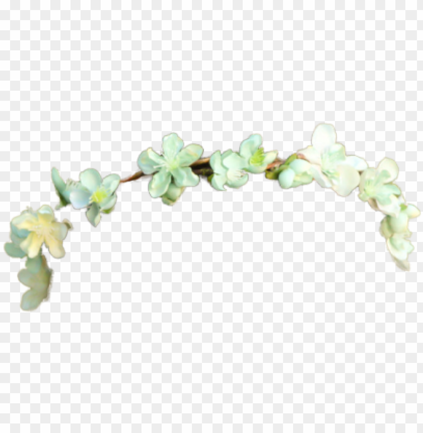 free PNG tumblr tumblr crown crown flower pack png png flower - flower crown PNG image with transparent background PNG images transparent