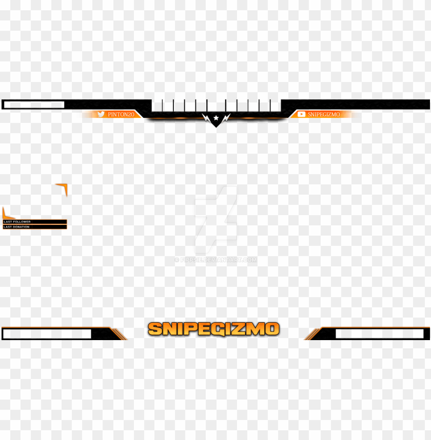 free PNG twitch csgo stream overlay for snipegizmo fippsie on - cs go overlay PNG image with transparent background PNG images transparent