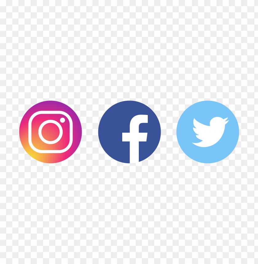 free PNG twitter logo facebook logo instagram logo PNG image with transparent background PNG images transparent