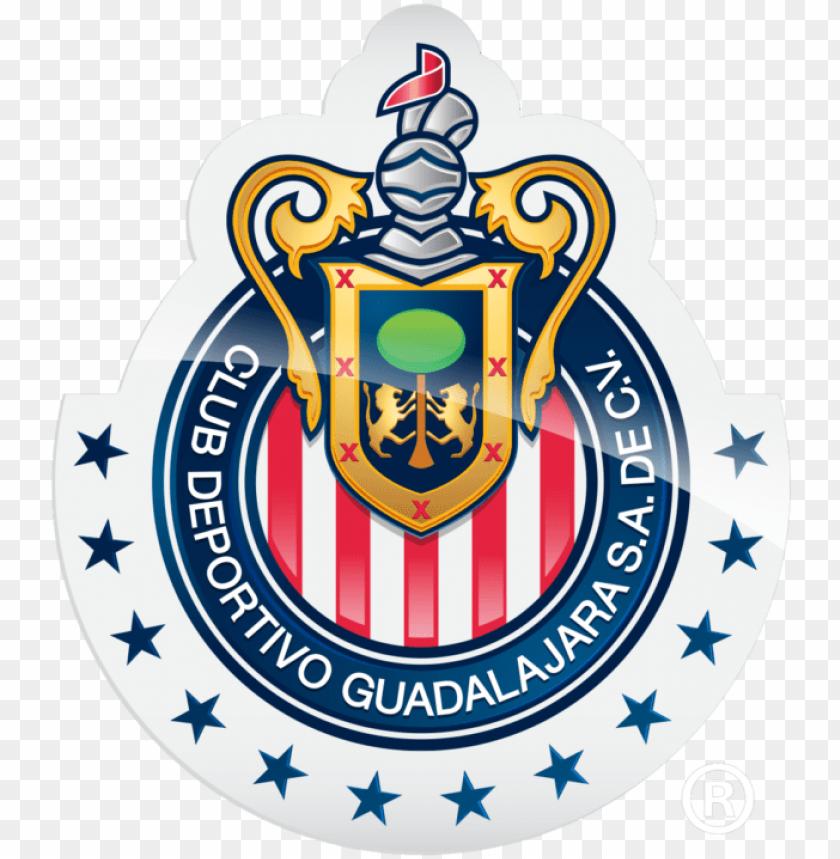 free PNG uadalajara logo dream league soccer 2018 PNG image with transparent background PNG images transparent