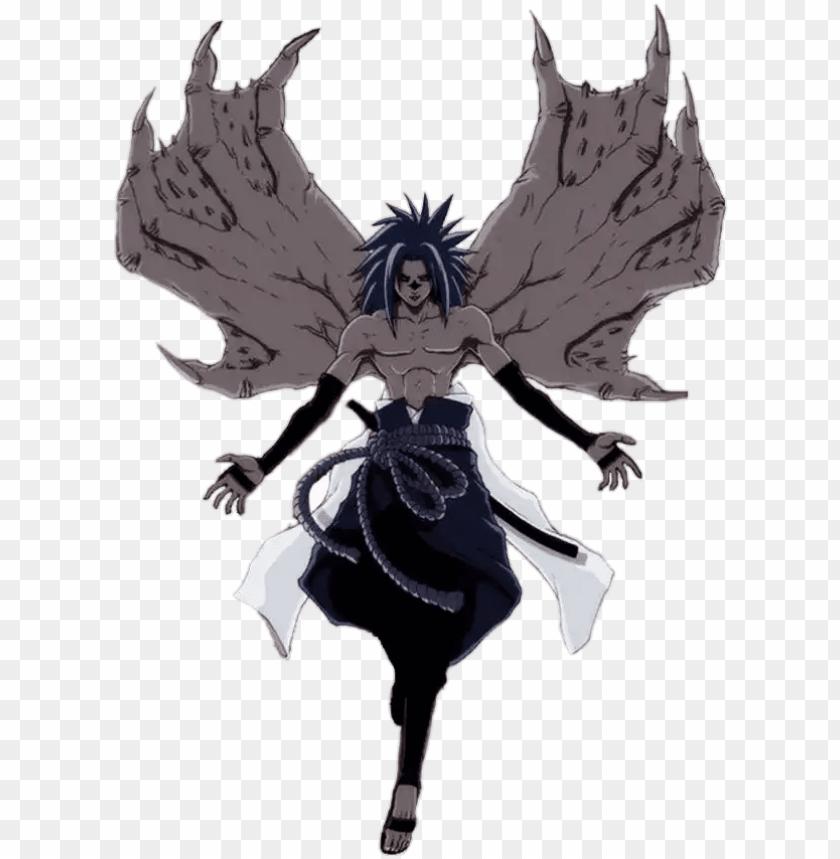 Uchiha Sasuke Cursed Seal Second Level Ver My Anime Curse Mark Adult Sasuke Png Image With Transparent Background Toppng
