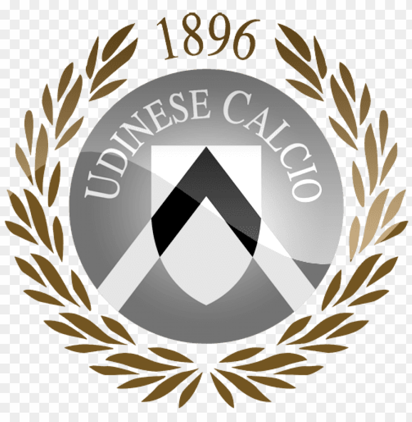 free PNG udinese calcio football logo png png - Free PNG Images PNG images transparent