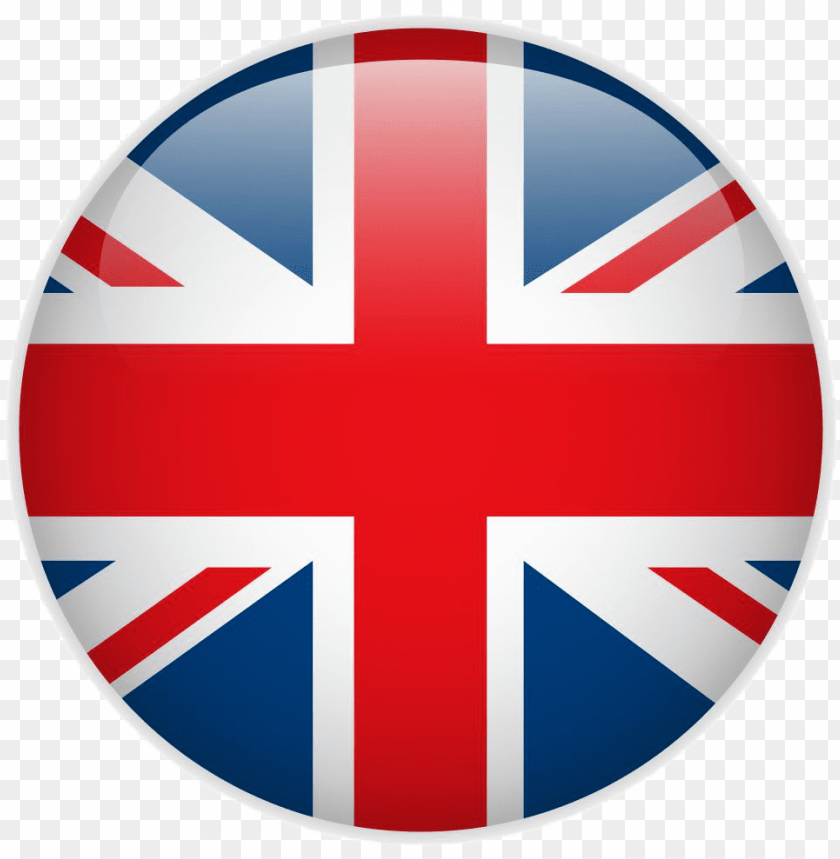 Uk Round Flag Png Image With Transparent Background Toppng