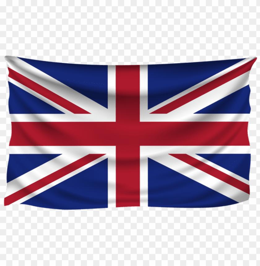 free PNG Download uk wrinkled flag clipart png photo   PNG images transparent