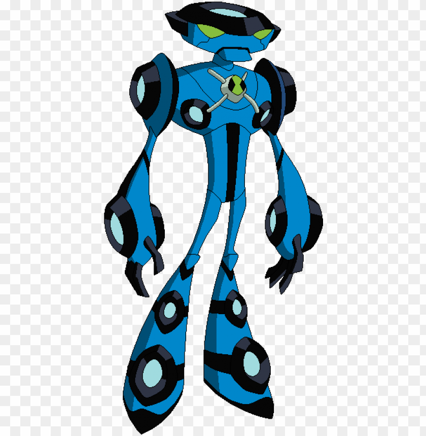 free PNG ultimate echo echo tno2 - ben 10 ultimate echo echo PNG image with transparent background PNG images transparent