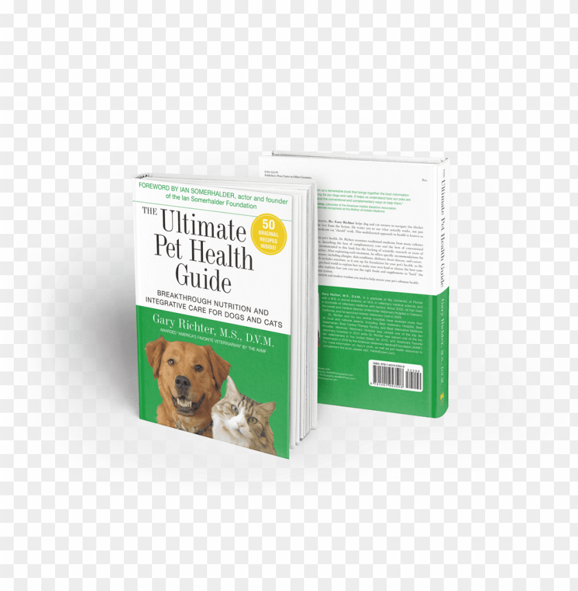 free PNG ultimate pet health guide by gary richter PNG image with transparent background PNG images transparent