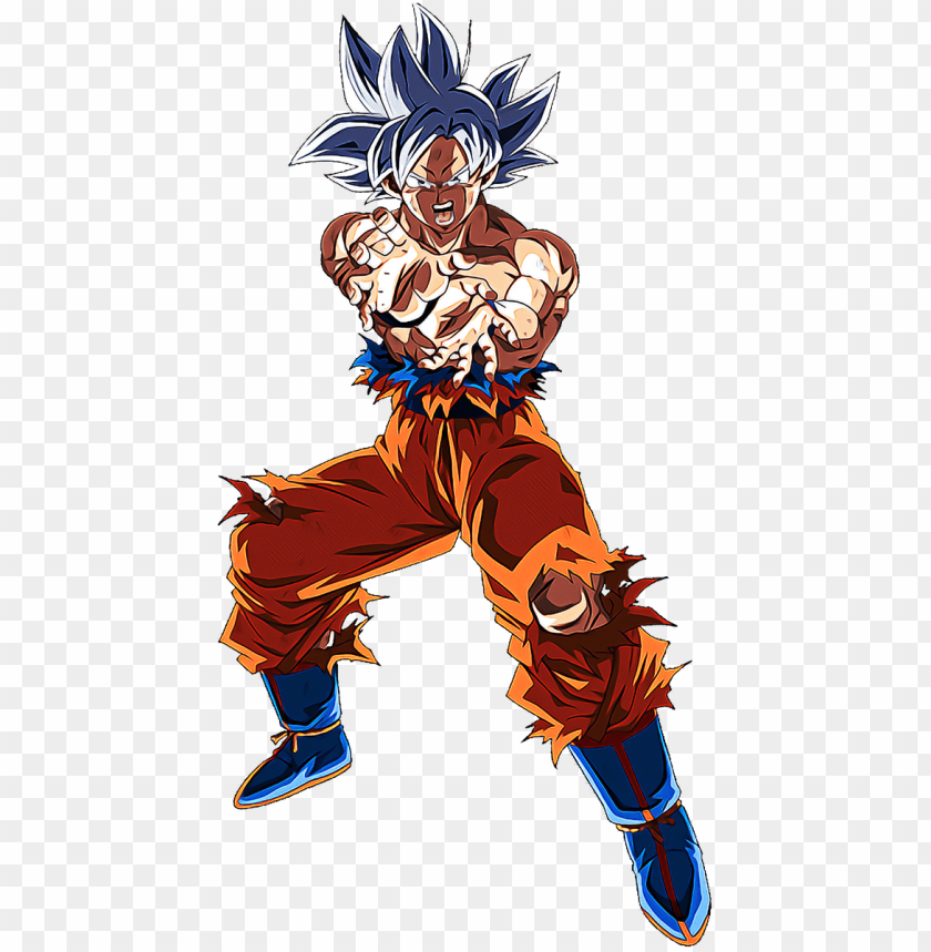 Ultra Instinct Goku Png Clip Art Library Library Dragon