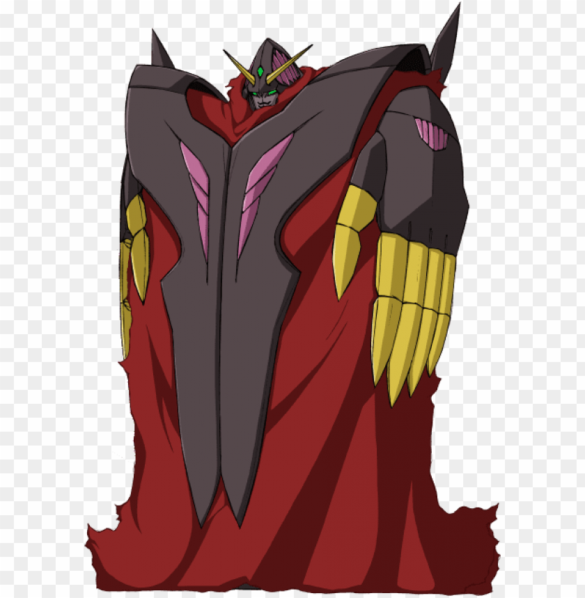 free PNG undam the end front - gundam build fighters try zaku PNG image with transparent background PNG images transparent