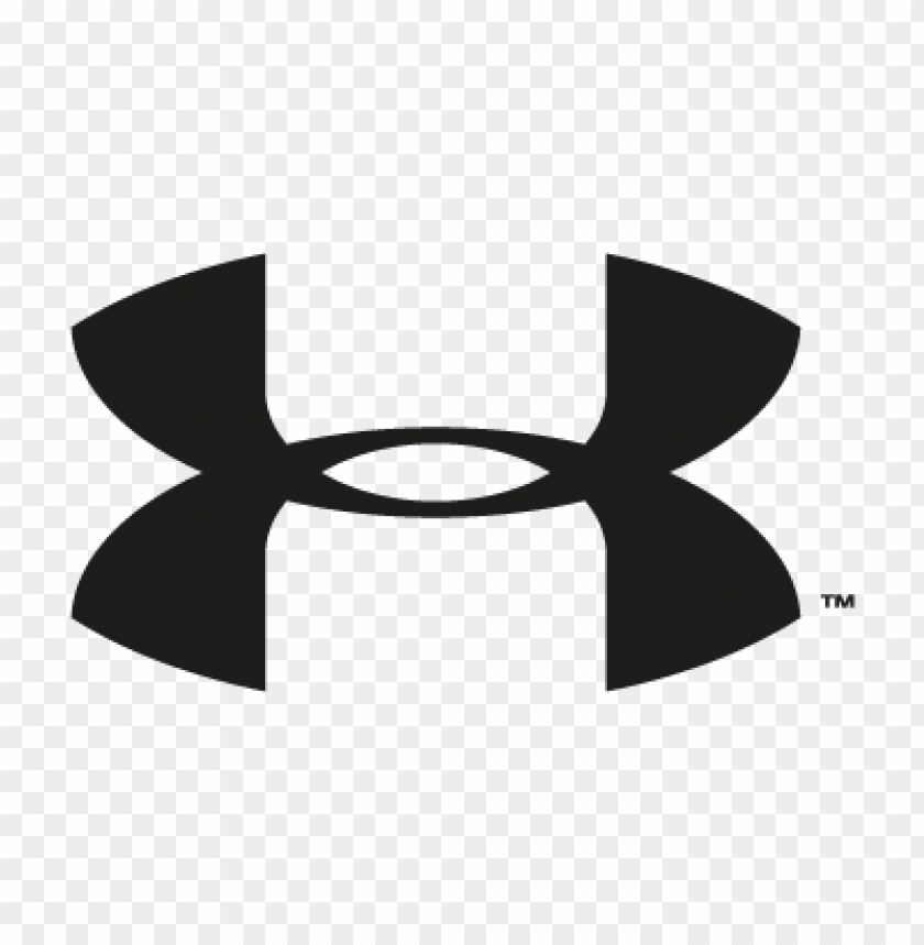 free PNG under armour black vector logo PNG images transparent