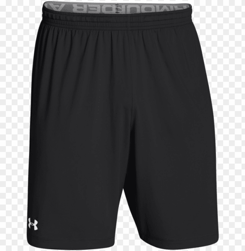 free PNG under armour men's volleyball shorts - under armour raid shorts black PNG image with transparent background PNG images transparent