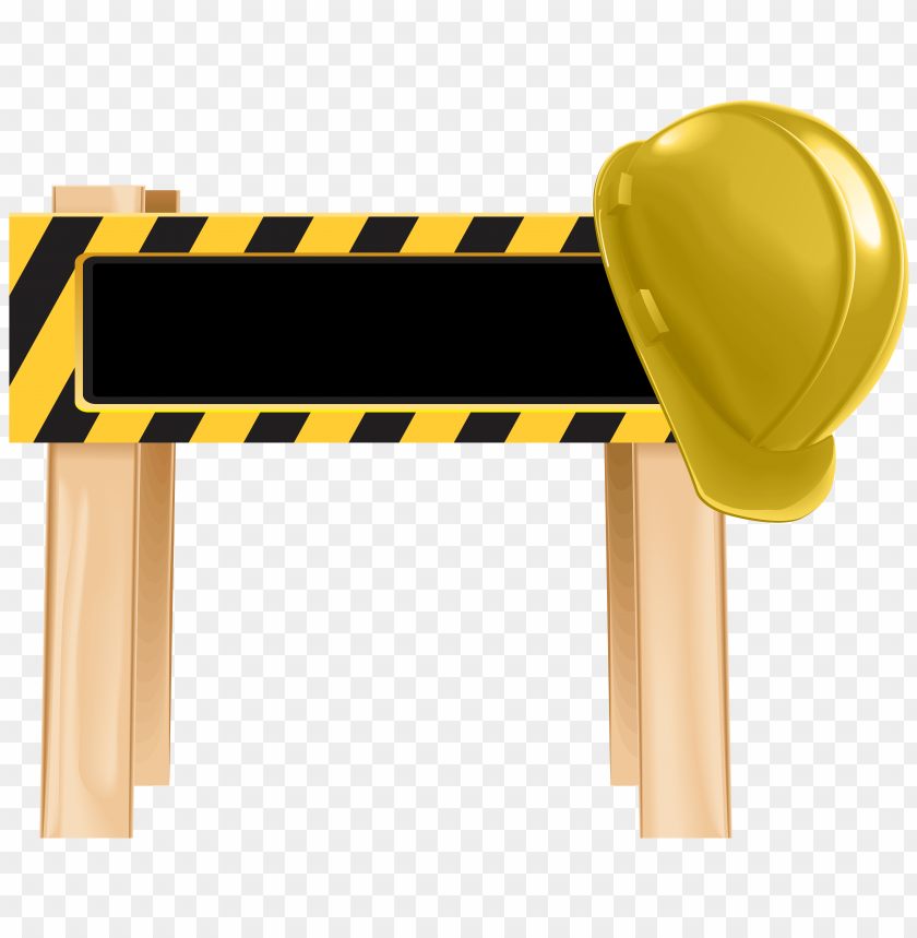 free PNG Download under construction barrier clipart png photo   PNG images transparent