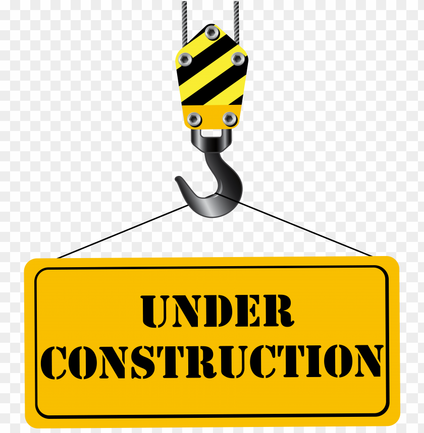 free PNG Download under construction  image clipart png photo   PNG images transparent