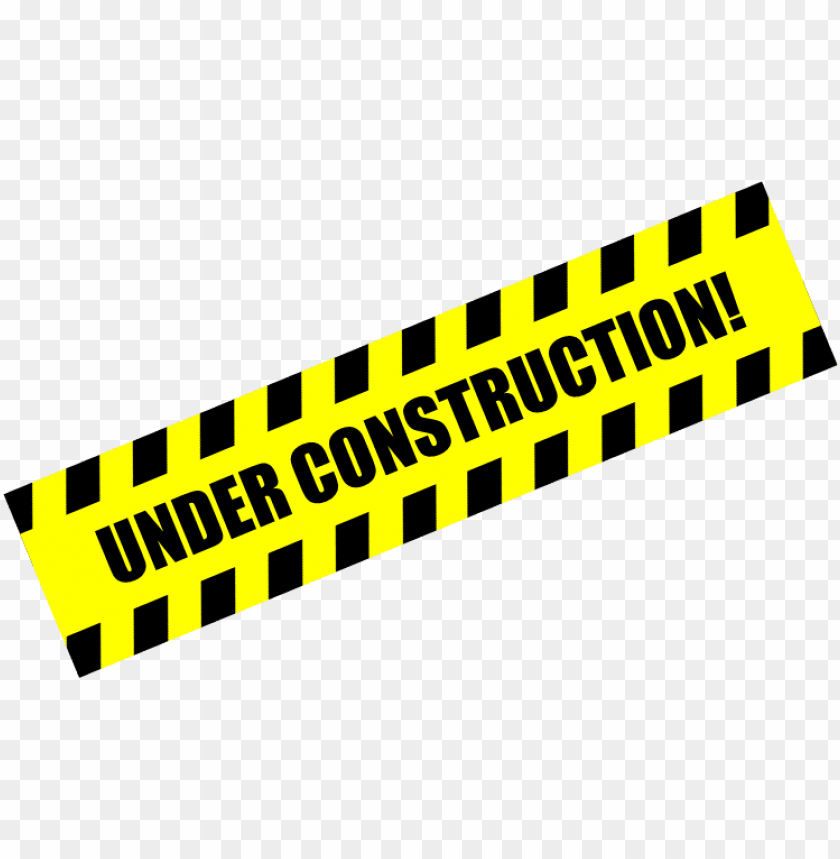 free PNG under construction png PNG image with transparent background PNG images transparent