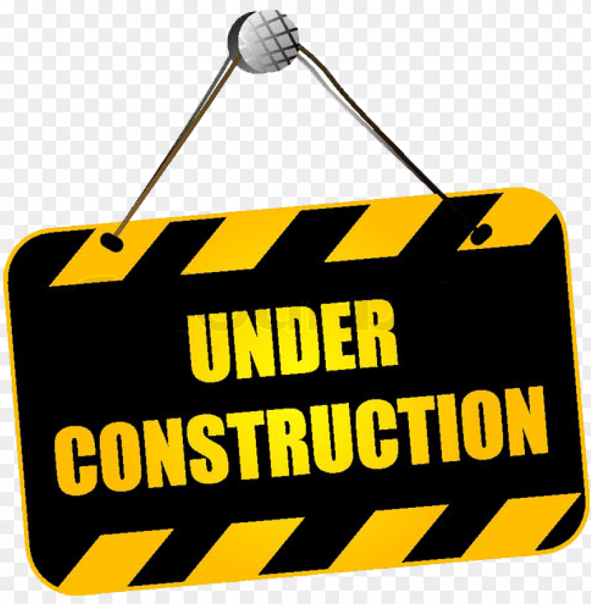 free PNG under-construction - site under construction PNG image with transparent background PNG images transparent