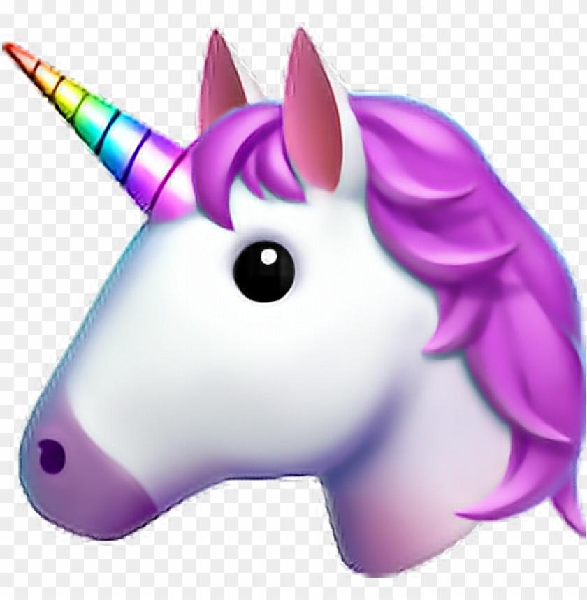 free PNG unicorn unicornio tumblr overlay emojis emoji png emoji - unicorn emoji no background PNG image with transparent background PNG images transparent