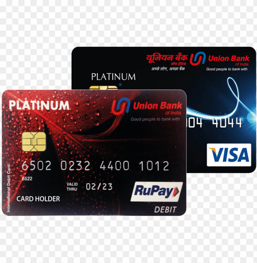 free PNG union bank india credit cards - national bank of abu dhabi debit card PNG image with transparent background PNG images transparent