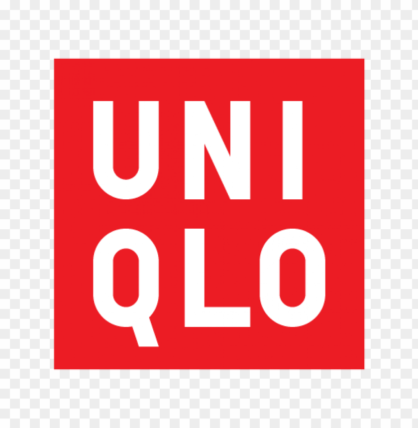 free PNG uniqlo logo vector PNG images transparent