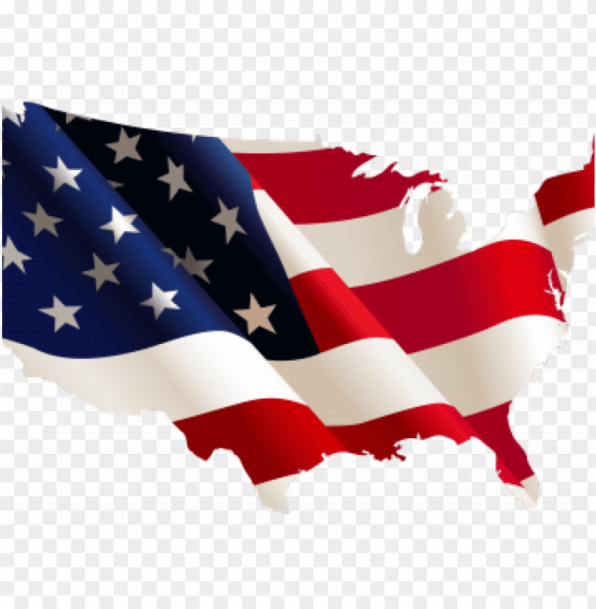 free PNG united states of america flag png transparent images - usa flag map PNG image with transparent background PNG images transparent