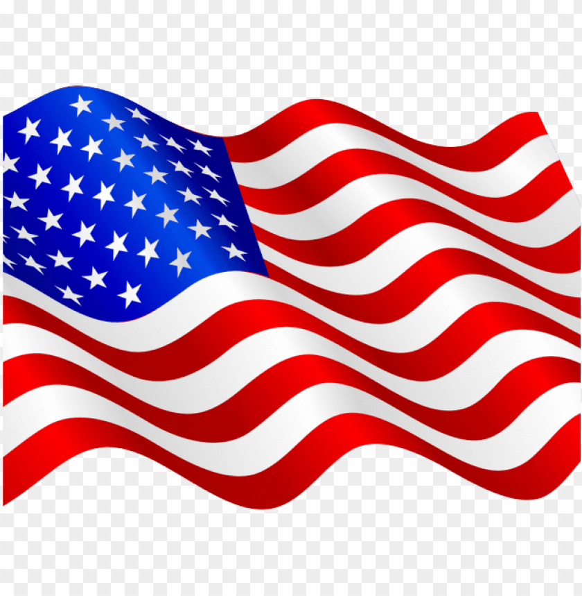 free PNG united states of america flag png transparent images - waving american flag PNG image with transparent background PNG images transparent