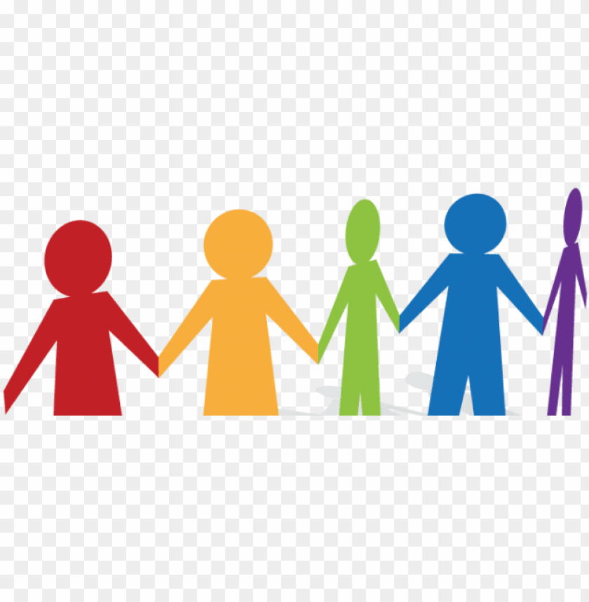 free PNG unity people png - stick figure holding hands PNG image with transparent background PNG images transparent