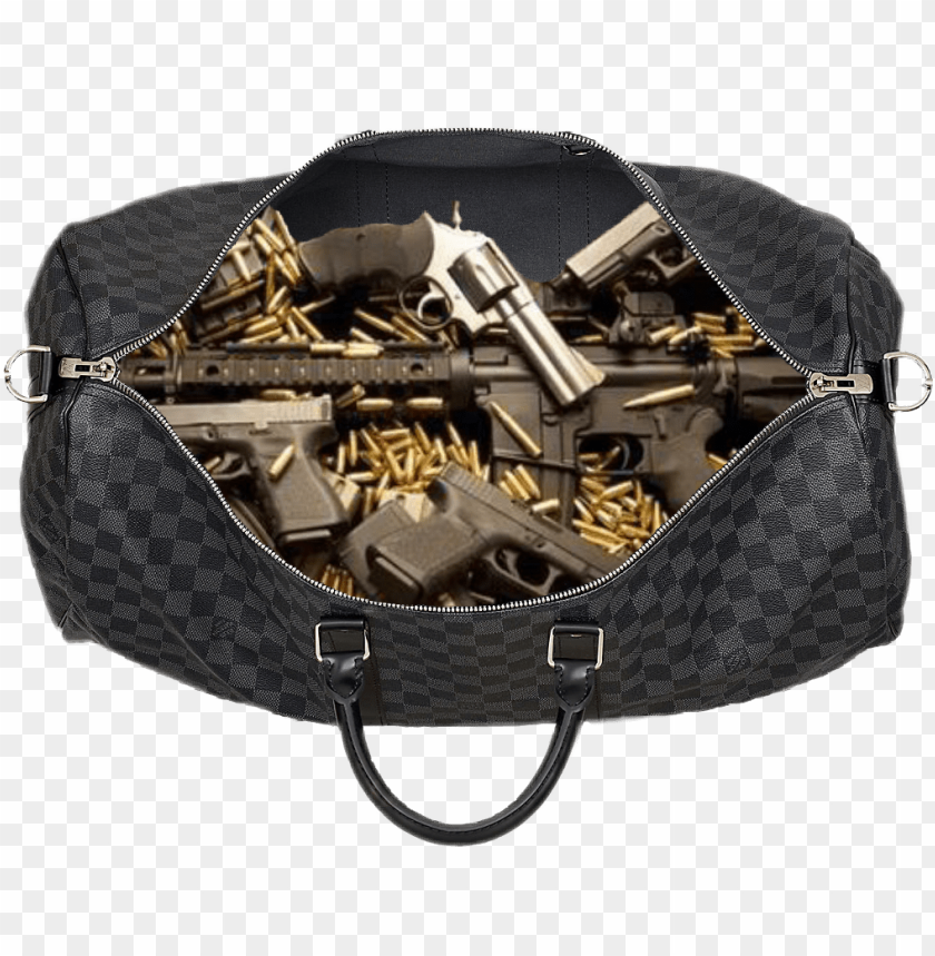free PNG uns gucci guccibag bag trap duffle money thuglife - money duffle bag PNG image with transparent background PNG images transparent