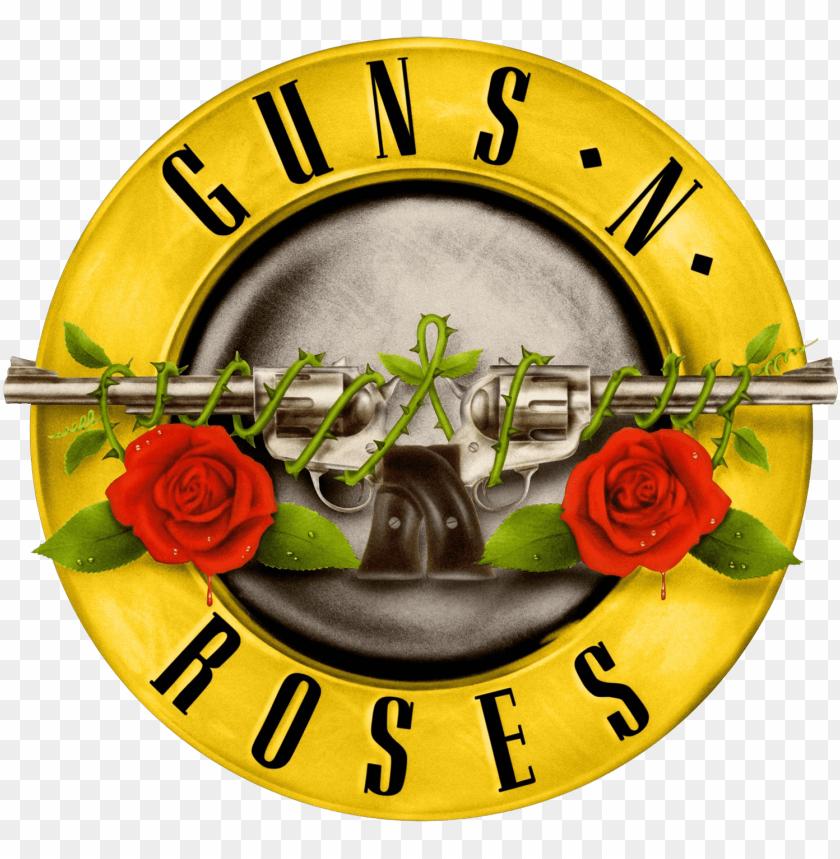 free PNG uns n' roses logo - guns n roses slot logo PNG image with transparent background PNG images transparent
