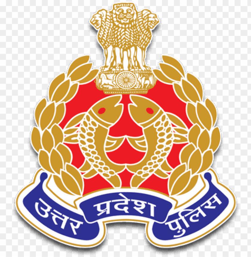 free PNG up police logo uttar pradesh police - up police logo PNG image with transparent background PNG images transparent