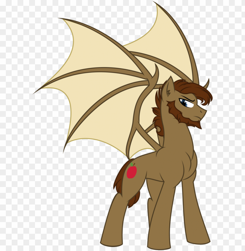 free PNG up1ter, bat pony, bat pony oc, beard, facial hair, - my little pony male hair PNG image with transparent background PNG images transparent