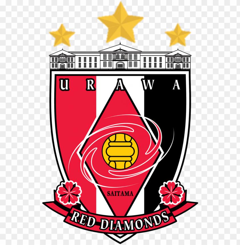 free PNG urawa reds logo - urawa red diamonds vs kawasaki frontale PNG image with transparent background PNG images transparent