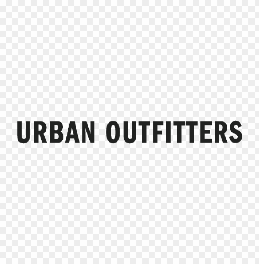 free PNG urban outfitters logo vector download PNG images transparent
