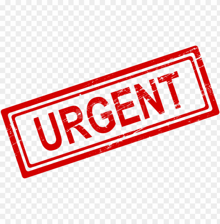 free PNG urgent free images toppng transparent background - urgent stamp PNG image with transparent background PNG images transparent