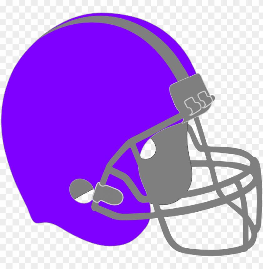 free PNG urple football helmet clip art at clker - purple football helmet clipart PNG image with transparent background PNG images transparent