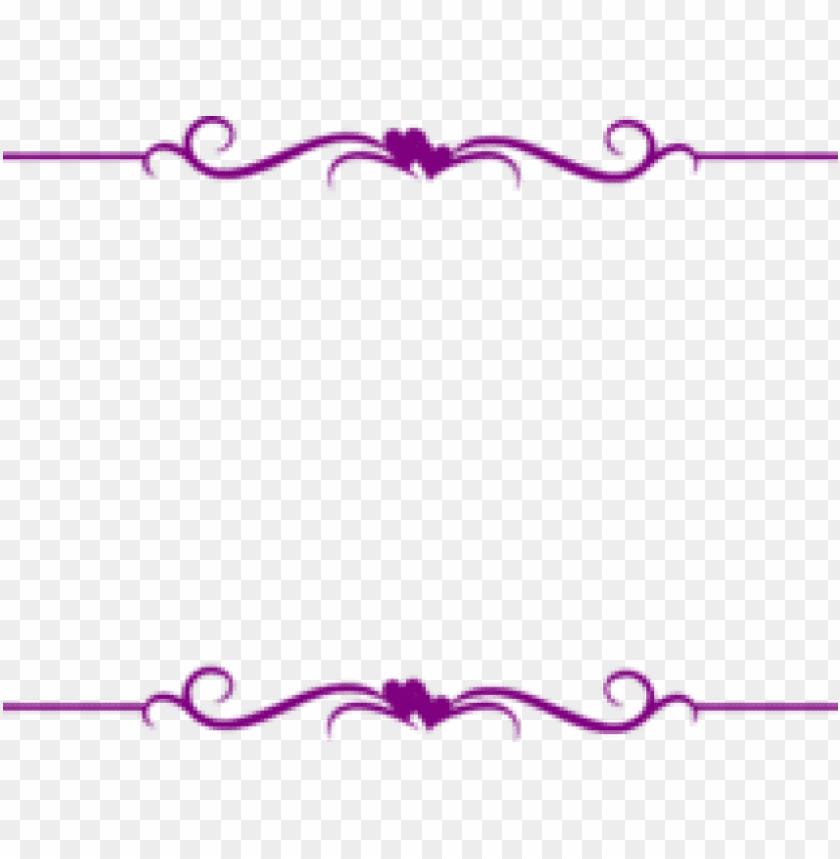 free PNG urple frame cliparts - frame border designs PNG image with transparent background PNG images transparent