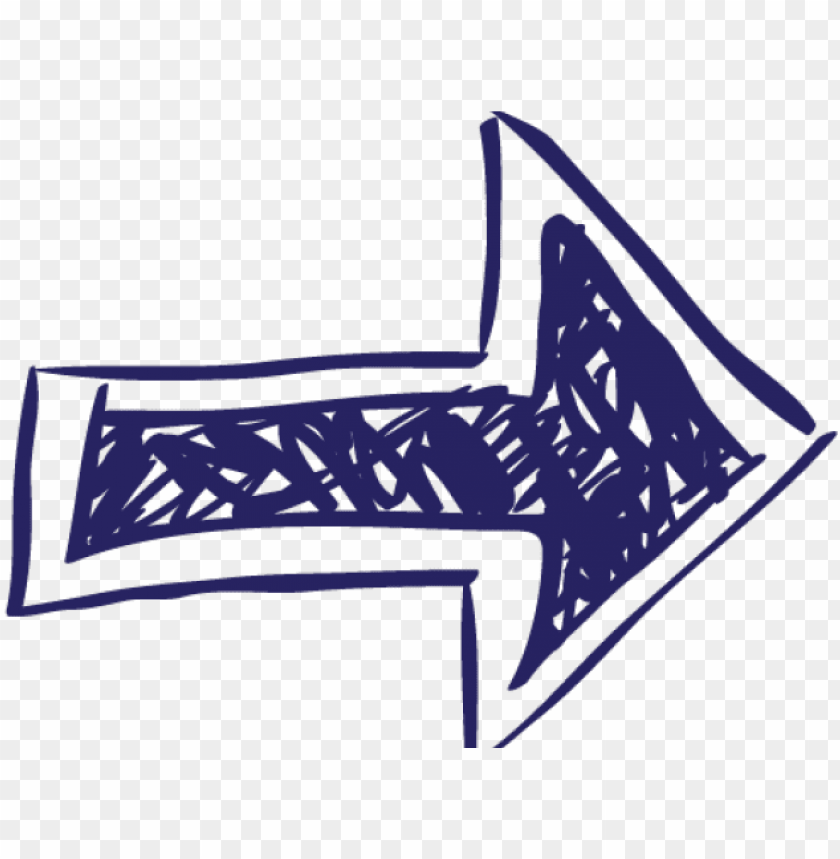 free PNG urple hand drawn arrow PNG image with transparent background PNG images transparent