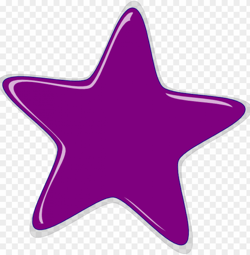 free PNG urple star clip art at clker - purple star clip art PNG image with transparent background PNG images transparent