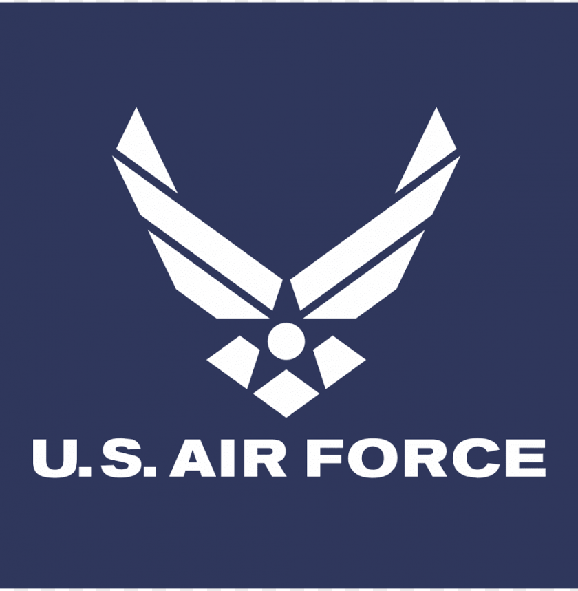 free PNG us air force logo vector - us air force PNG image with transparent background PNG images transparent