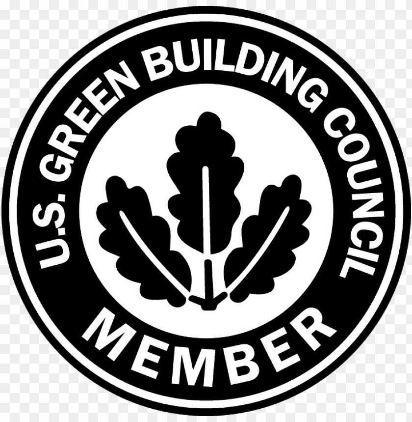 free PNG us green building council logo - us green building council member logo PNG image with transparent background PNG images transparent
