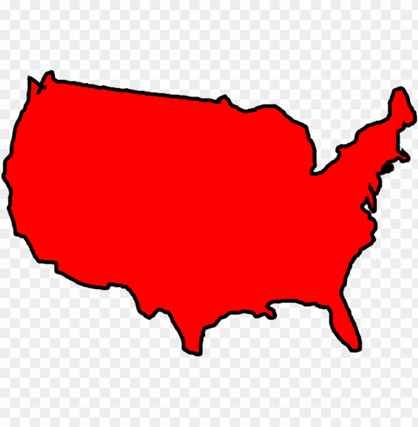 free PNG us maps clipart 19 united states clip art library stock - usa clip art PNG image with transparent background PNG images transparent