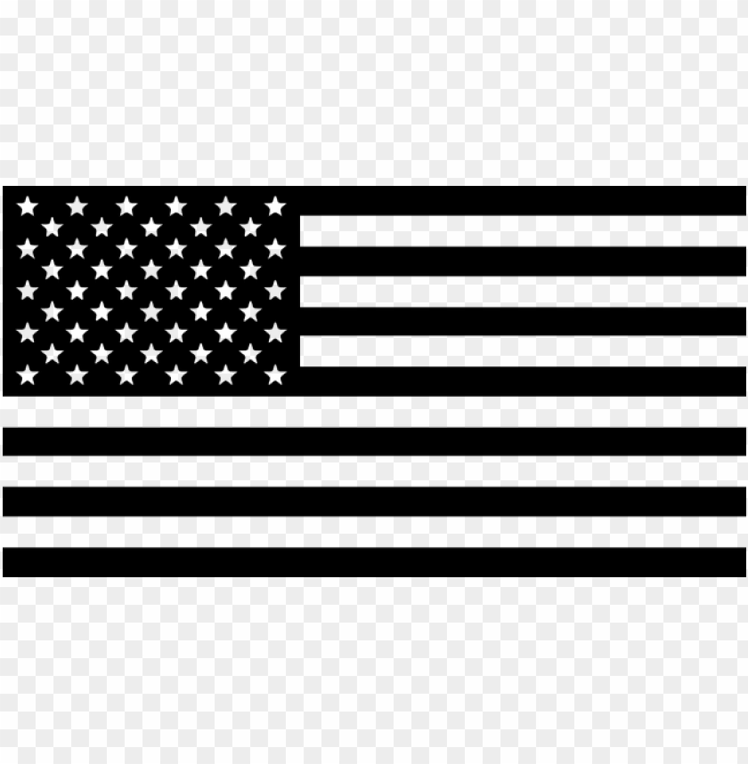 free PNG usa america flag united states black and w - stock exchange PNG image with transparent background PNG images transparent