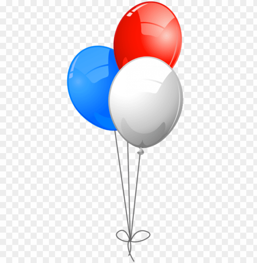 free PNG usa colors balloons png of pinterest clip - red white and blue balloons clip art PNG image with transparent background PNG images transparent