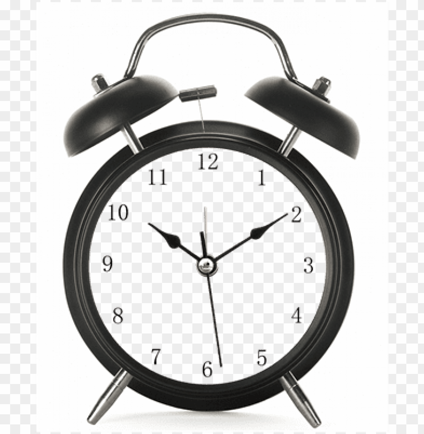 free PNG use any photo or logo or text custom twin bell alarm - alarm clock PNG image with transparent background PNG images transparent