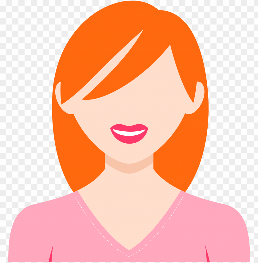 free PNG user pro avatar scalable vector graphics icon -  woman icon png - Free PNG Images PNG images transparent
