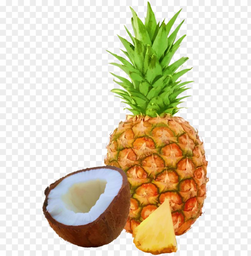 Utraplex Pineapple Coconut Bar 15 Count Individual Fruits