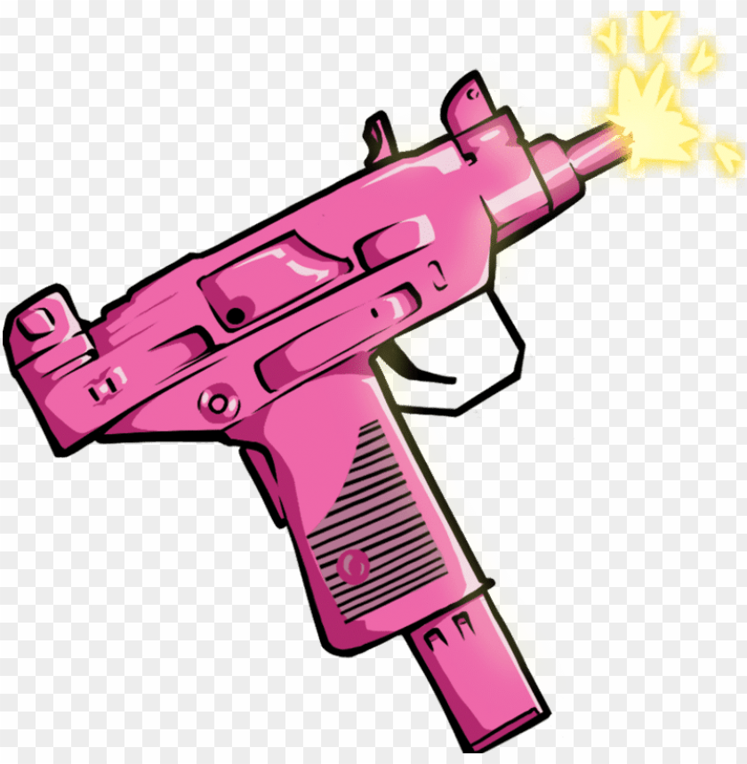Uzi Water Gu Png Image With Transparent Background Toppng