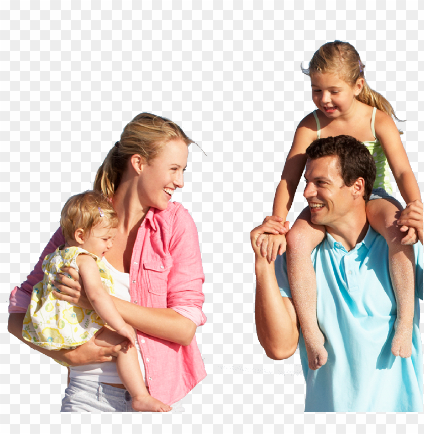 free PNG vacation family holiday home australia cancún - family on vacation PNG image with transparent background PNG images transparent